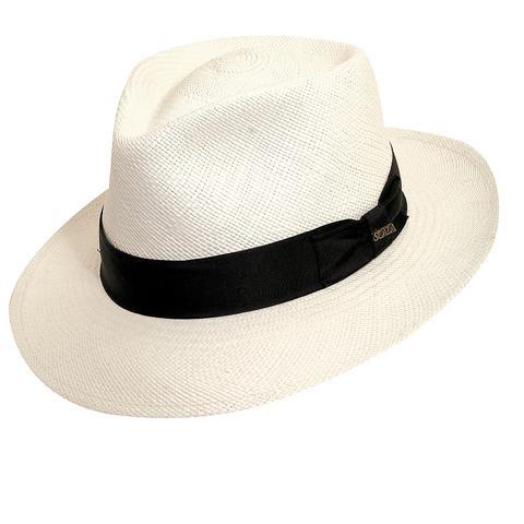 Le Tahoe by Scala Hats est un chapeau classique du Kentucky Derby.