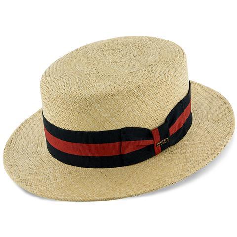 Le chapeau de plaisancier de navigateur est un excellent choix pour le Kentucky Derby.