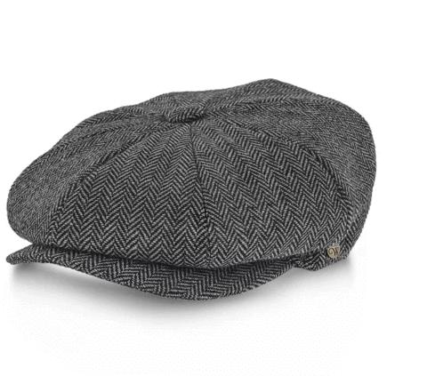 Le chapeau Shelby est une autre option incroyable pour avoir l'air incroyable dans une casquette plate.