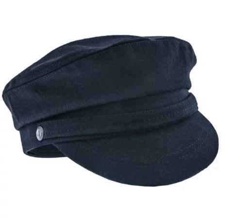Bonnet boulanger noir